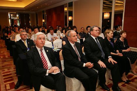 Irish President Visits Shanghai Expo