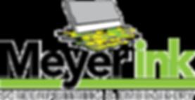 Meyer Ink Color Logo