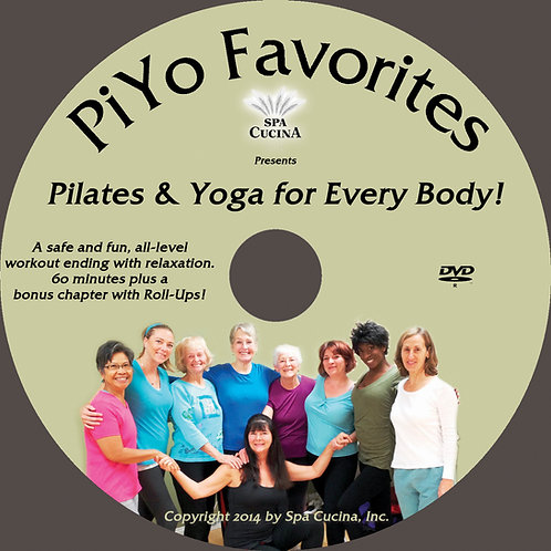 PiYo Favorites: Pilates and Yoga with the Carlsbad Core Group!