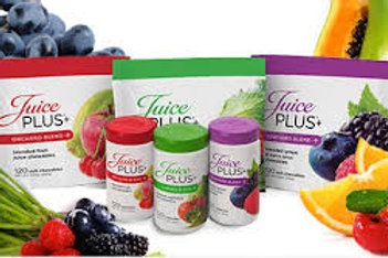 JuicePlus+ Whole Foods Supplements