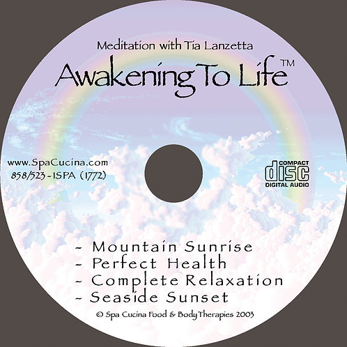 Awakening to Life, 60-min Meditation CD