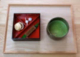 くるみ最中+栗羊羹+抹茶.jpg
