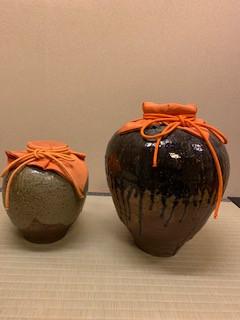 古丹波 茶壺