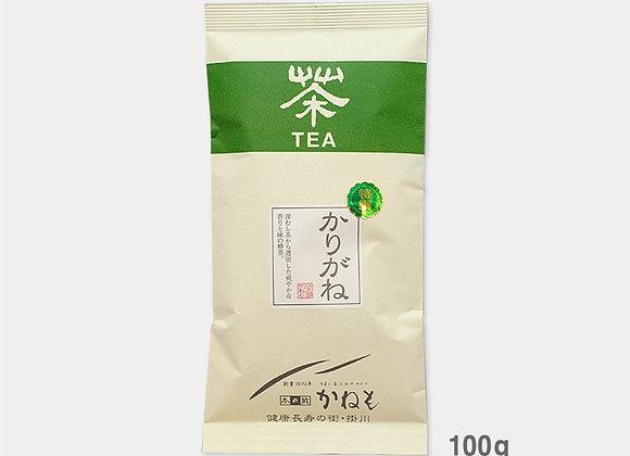 ほうじ茶を作るにも最適「特選かりがね」(くき茶)(100g)