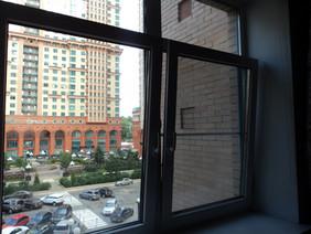 Замена фурнитуры на повротно-откидных окнах