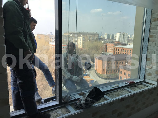 Открывающиеся окна вместо глухого стеклопакета