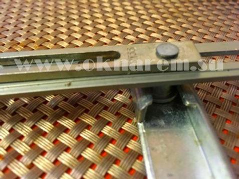 Противовзломная фурнитура для деревянных окон