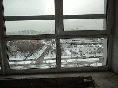 Модернизация окна с сохранением периметра окна