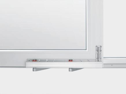 Слайд-Фитинг, Окно портал