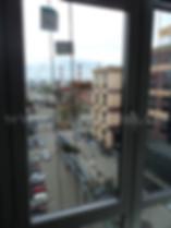 ОкнаРем. Установленная створка на месте глухого окна