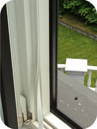 Замена уплотнителя деревянных окон