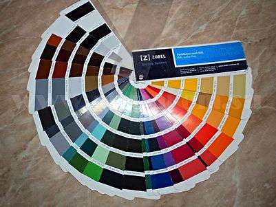 Покраска окон ПВХ, Алюминий в любой цвет RAL
