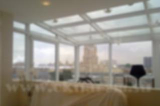 ОкнаРем. Остекление Зимнего Сада стеклопакетами с подогревом стекла