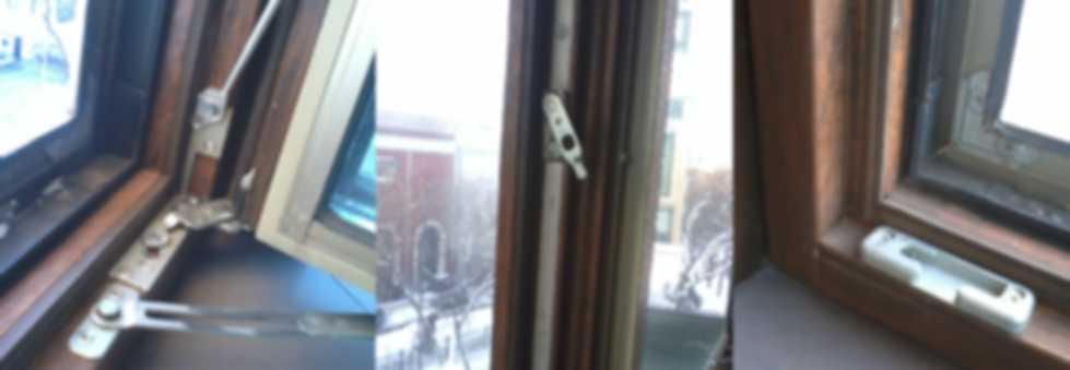 Ремонт деревянных окон и дверей