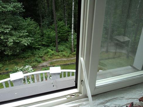 ОкнаРем. Замена уплотнителей в деревянных окнах.