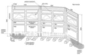 Вид изнутри выносного остекления