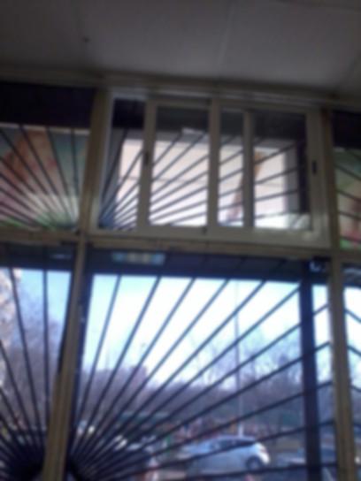 Установка раздвижного окна