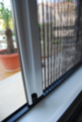плиссированные системы защиты от насекомых