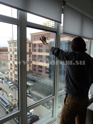 ОкнаРем Створки в глухое окно для проветривания