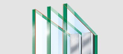 Рассчитать вес стекол в стеклопакете