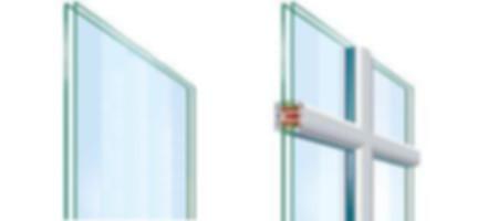 ОкнаРем. Специальные формы - конфигураций форточки для глухого окна