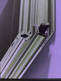 Автоматические пороги (установка в паз)
