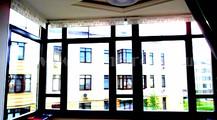 Установка деревянных (евроокна) конструкций