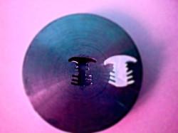 Шаблон - фильера для изготовления уплотнителя деревянных окон
