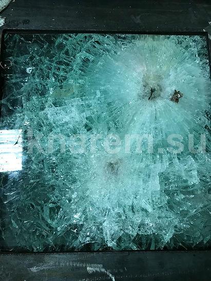 ОкнаРем Пуленепробиваемые стекла.
