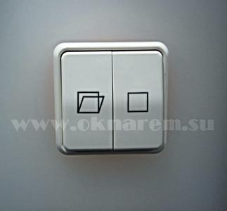 Клавишный переключатель управления окнами