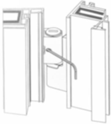 Регулировка дверей (закрепить - ослабить защитную крышку петли)