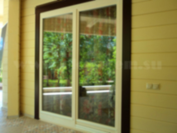 До установки москитной сетки на деревянные окна
