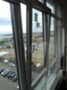 Модернизация не открывающегося (глухого) окна