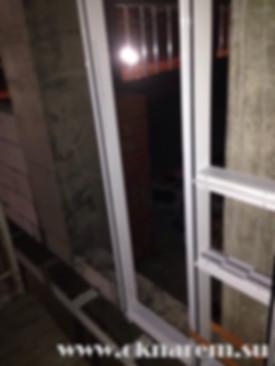 Монтаж алюминиевых окон и фасадов
