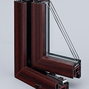 Окна системы DELIGHT-Design