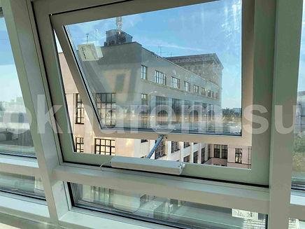 Установка приводов для дистанционного открывания окон, фрамуг