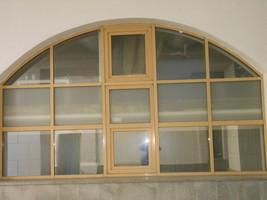 ОкнаРем. Установка створок в алюминиевые окна