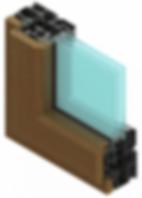 Оконная система NewTec cерия SY 70WD