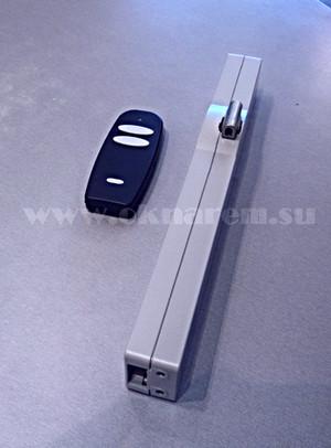 Цепной привод открывания и пульт дистанционного управления окнами