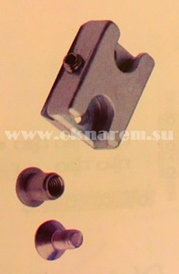 ОкнаРем. Запорные части противовзломной фурнитуры для алюминиевых окон