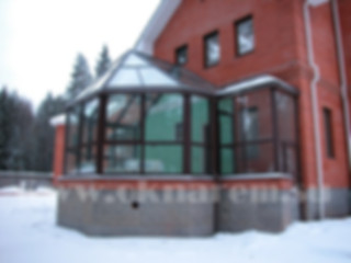 ОкнаРем. Электрообогреваемые стеклопакеты в остеклении светопрозрачного Зимнего Сада