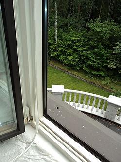 ОкнаРем. Замена, установка уплотнителя деревянных окон