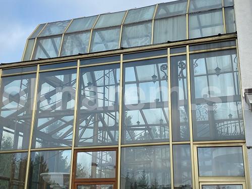 Ремонт герметизация зимних садов
