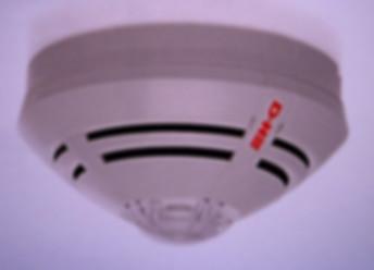 Пожарный датчик для системы дымоудаления