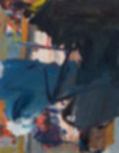 Anchors Aweigh, Michael Taylor, 2018, Acrylic on canvas, 45 x 35 cm