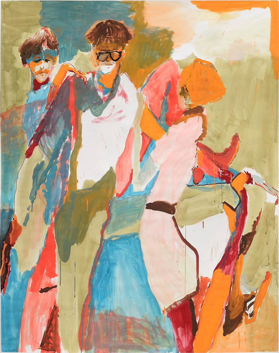'Three Blind Mice', Michael Taylor 2021
