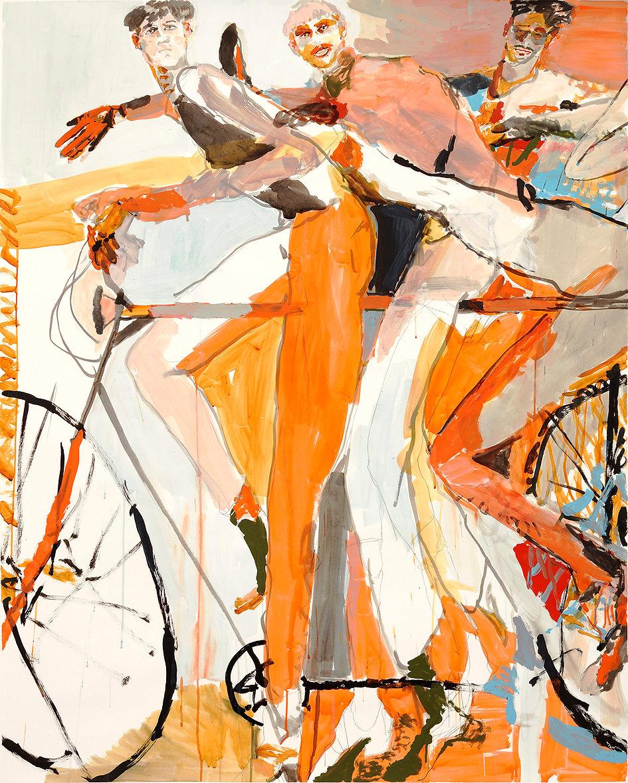 'Flight of the Freshmen', Michael Taylor 2021