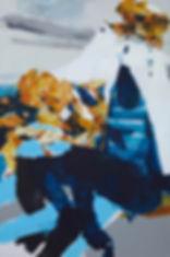 Mr. Mr. April (John), Michael Taylor 2014, Acrylic and pencil on board, 60 x 40 cm (John), Michael Taylor 2014, Acrylic and pencil on paper, 60 x 40 cm