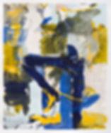 Big Jig, Michael Taylor, 2018, Mixed media on paper, 67 x 56 cm