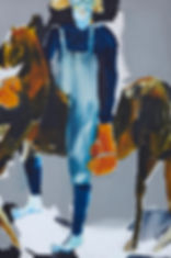 A rake's MrMr. May (Philip), Michael Taylor 2014, Acrylic and pencil on board, 60 x 40 cm May (Philip), Michael Taylor 2014, Acrylic and pencil on paper, 60 x 40 cm - New best friend, Michael Taylor 2015, Acrylic, gouache and pencil on screen print, 70 x 50 cm